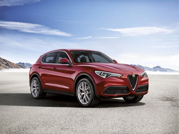 Alfa Romeo stelvio-first-edition