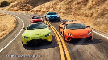Best Drivers Car 2018: Лучший спортивный автомобиль 2018 года