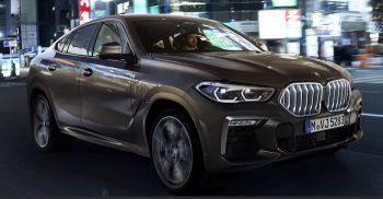 BMW X6 — немцы удивляют