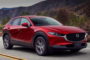 В Россию приедет паркетник Mazda CX-30