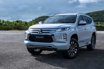 Mitsubishi Pajero Sport сертифицирован для РФ