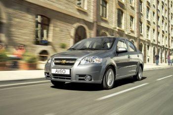 Бюджетные Chevrolet вновь будут продаваться в России