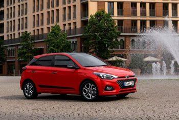 Представлен обновленный Hyundai i20 для европейского рынка
