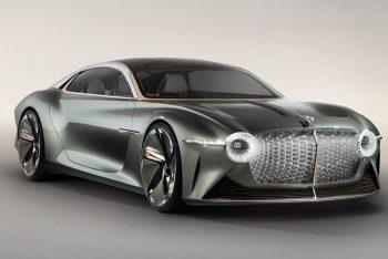 Bentley в Женеве презентует роскошный кабриолет