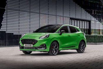 Новая модификация Ford Puma ST будет производиться в Румынии