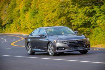 Обновленный Honda Accord для рынка США