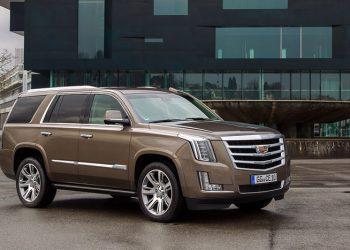 Cadillac Escalate нового поколения