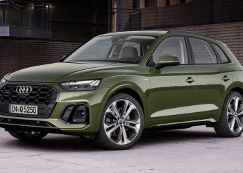 Audi Q5 Sportback – представлены новые изображения