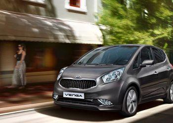 В России стартовали продажи KIA Venga с обновленной трансмиссией