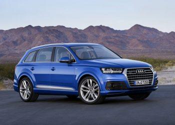 Характеристики и тест-драйв нового кроссовера Audi Q7