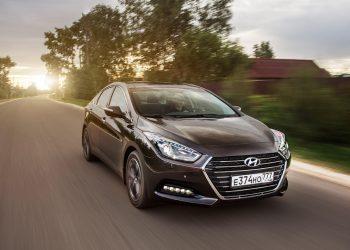 Тест-драйв  Hyundai i40 2016-2017 года