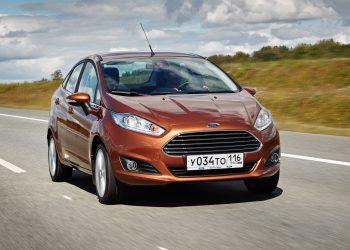 Тест-драйв Ford Fiesta 2016 года