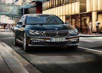 Тест-драйв BMW 7 2016 года Видеоверсия