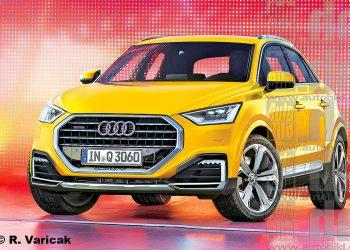 Чем удивит Audi Q3 в новой генерации. Первые сведения