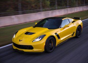 Мощные купе Chevrolet Corvette стартуют с продажами в России