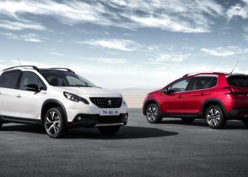 Новый кроссовер Peugeot 2008 2016-2017 года