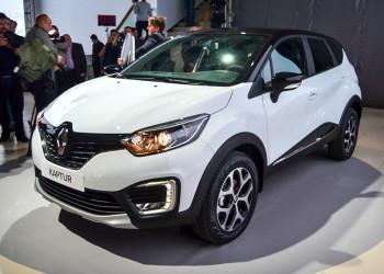 Компактный кроссовер Renault Kaptur готов покорять Россию