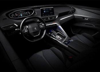 Peugeot i-Cockpit –концепт обновленного салона