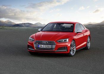 Автомобили нового поколения Audi A5 и S5 Coupe рассекречены производителем