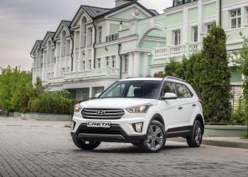 Адаптированный для России новый кроссовер Hyundai Creta анонсировали официально