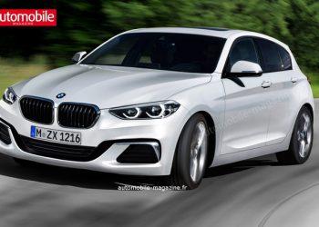 Хэтчбек BMW 1-й серии образца 2019 — первая информация