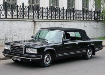 На московском автошоу представят новый прогулочный кабриолет марки ЗИЛ
