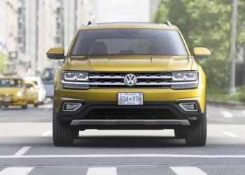 Большой 7-ми местный кроссовер Volkswagen Atlas анонсирован официально