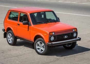 АвтоВаз выпустил 2 яркие версии внедорожника Нива