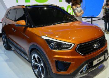Новый компакт-кроссовер от Hyundai