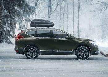7 фактов о Honda CR-V 2017, о которых вы не знали